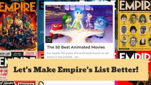 empire top 50 animated films